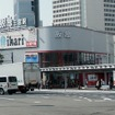 現在の阪急三宮駅。駅ナンバリングの導入に合わせ「神戸三宮」に改称される。