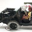 【IIHS衝突安全】トヨタ RAV4 新型、新スモールオーバーラップテストで最低評価