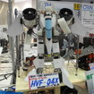 姫路ソフトワークスの二足歩行ロボット「HVF-04X」