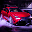 レクサス・RC クーペ(Lexus Amazing Night)
