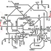東京近郊区間は中央本線方面と水郡線方面を追加する。