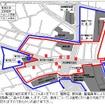 31日11時~1日2時ごろまで、渋谷駅周辺で広範な規制が行なわれる