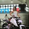 TVS ドラケンX21(デリーモーターショー14)