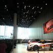 2月23日の日産モータースポーツ活動計画発表会(日産グローバル本社にて)。