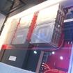 【大阪キャンピングカーショー14】日産 NV350キャラバン キャンピングカー のバッテリー仕様判明…リユース事業に展望