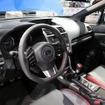 新型スバル WRX STI の欧州仕様(ジュネーブモーターショー14)