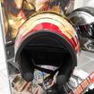 オージーケーカブトの「アイアンマンヘルメット」