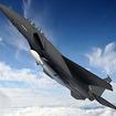 ボーイングによるALASA空中発射システムのデザイン画
