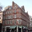 JR東日本ロンドン事務所が入居するビルの外観。事務所は4月15日に開設される。