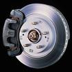三菱 ランサー エボリューション IV フロントブレーキ