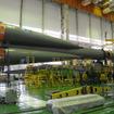ソユーズロケットに結合されたプログレス補給船(55P)(4月6日、cS.P.Korolev RSC Energia)