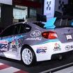 新型スバル WRX STI のグローバル・ラリークロス仕様(ニューヨークモーターショー14)