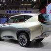 三菱 コンセプト GC-PHEV(北京モーターショー14)