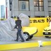 Yellow SneaCarのアンベール