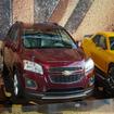 【ニューヨークモーターショー】GM、次回作トランスフォーマーのモデルを展示