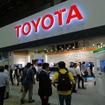 「スマートコミュニティJapan」のトヨタブースには『T-Connect』が出展されていた