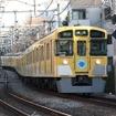 9000系をはじめとした西武の普通鋼車両は黄色い塗装を基本としている。