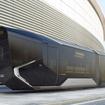 ロシアのメーカーが開発した新型路面電車「Russia One」。鉄道車両とは思えない斬新なデザインで話題を集めている