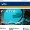 フロリダ国際大学海底研究室「アクエリアス」公式ウェブサイト
