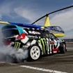オリジナルムービー「KEN BLOCK IN BOOBKHANA!」