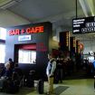 ゴールドコースト空港(クーランガッタ空港)のひととき