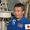 6カ月間滞在し、職場となった「きぼう」の前で未来の宇宙輸送機関、宇宙エレベーターにもコメント