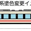 JR東日本八王子支社と高崎支社は、八高線の全通80周年を記念した各種のイベントを行う。同線の非電化区間を走るキハ110系1編成には、かつて活躍したキハ38形のカラーリングを施す(画像はイメージ)