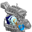R06A型エンジン(ISG搭載)