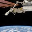 8月19日にキューブサット放出が成功した際のナノラックス衛星放出機構