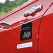 ソニックプラスは、荒選手がプロデュースする86のワンメイクレース車両にも装着されていた。