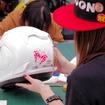 バイク王などが開催したデコヘル作りの無料ワークショップ