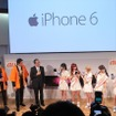 au iPhone 6/6 Plus発売