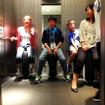 エレベーターを降りたらいよいよフリー走行!