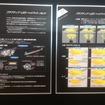 マツダ 新世代ヘッドランプシステムのパネル展示