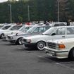 500台の80年代車が富士スピードウェイに集結…ハチマルミーティング2014開催