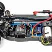 タミヤ10分の1電動RCカーシリーズRAYBRIG NSX CONCEPT-GT