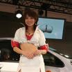 【東京オートサロン06】コンパニオン写真蔵…その38、三菱自動車