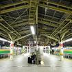 東京駅、東海道線のグリーン車乗降エリア(9~10番)