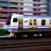 1994年に登場した横須賀・総武線快速用E217系