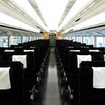 常磐線特急で活躍するE657系電車の車内