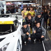 ロータス SGT-EVORA 発表(東京オートサロン2015)