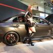 三菱自動車 アウトランダーPHEV スポーツスタイルエディション コンセプト-B