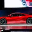 アキュラ 新型 NSX 量産モデル(デトロイトモーターショー15)