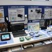 車内向けにはUSB関連デバイスと車内通信環境ソリューションを展示(ミツミ)