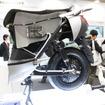 ボッシュの電動自転車(オートモーティブワールド15)