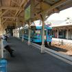 4月から「京都丹後鉄道」としてウィラー・トレインズが運行する北近畿タンゴ鉄道の宮津駅
