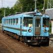 4月から「京都丹後鉄道」としてウィラー・トレインズが運行する北近畿タンゴ鉄道のKTR800形