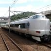 域外との交通はJR西日本との連携を重視する。写真は北近畿タンゴ鉄道に乗り入れているJR西日本の特急『はしだて』。