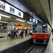 現在の阪神梅田駅の様子。3月3日から改良工事に着手する。