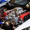 D1 LFAに搭載されたNASCAR TRD製V8エンジン
